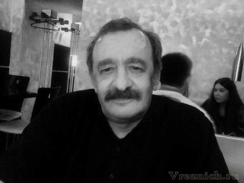 Владимир Резниченко, 26 мая 2010
